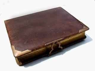 livre couverture cuir