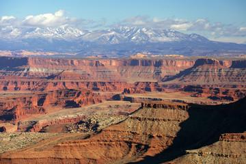 white rim canyon