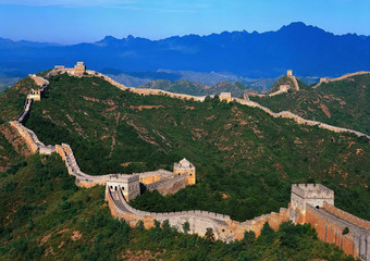 Photo sur Plexiglas Muraille de Chine the great wall