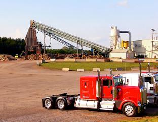 tractor trailer  70092