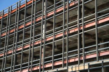Sanierung der Gebäudefassade