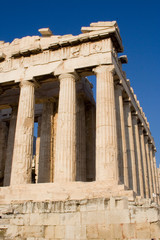 athens parthenon in greece