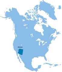 carte Arizona