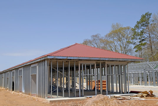self storage building construction
