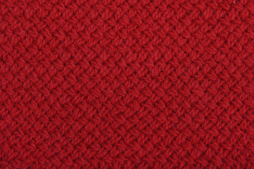 The pattern of a product from a wool in the form of a background