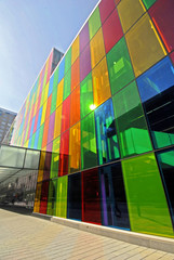 Palais Des Congres Exterior, Montreal, Canada