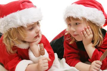 preschool santa helpers