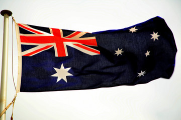 Australische-Flagge