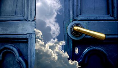 Door to heaven