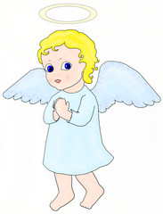 child-angel