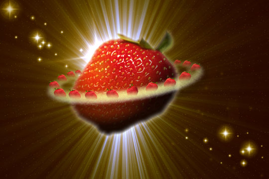 Spacestrawberry
