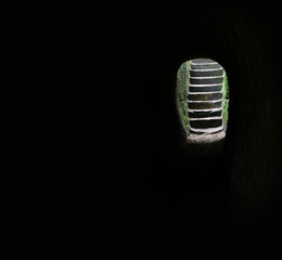 Cave exit 4