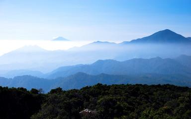 Fotobehang Indonesië Mt Tengkuban Perahu