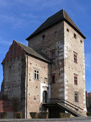 castle of Simontornya