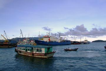 port, vietnam