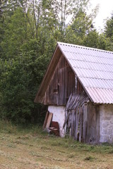 slovenian old house