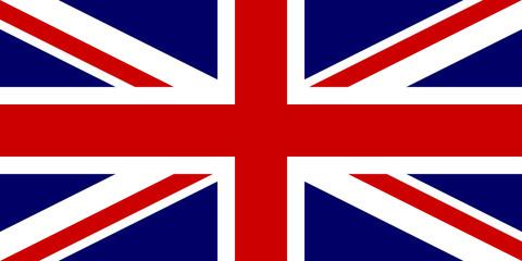 Flagge United Kingdom Union Jack