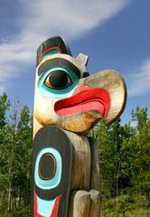Tlingit Totem pole