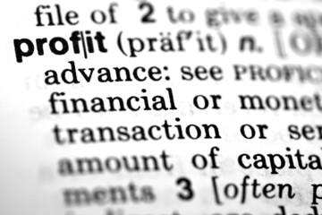 Profit - Definition