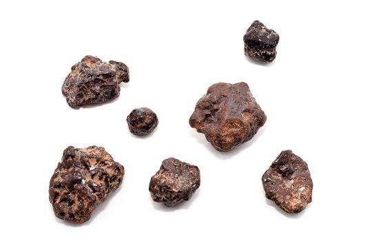 group of meteorites