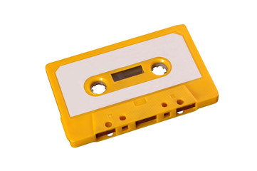 Funny orange tape from the seventies