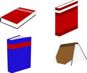 books clip-art