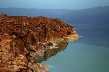 Dead Sea , evening 7