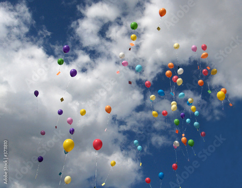 99 Luftballons Stock Photo And Royalty Free Images On Fotolia