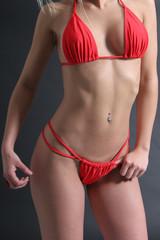 Joli corps féminin