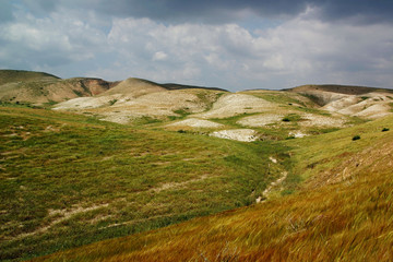 Jordanian valley ,1