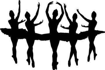 Ballerine danza classica