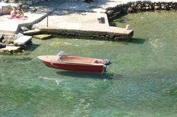 bateau enfant port