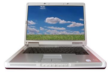 Laptop widescreen