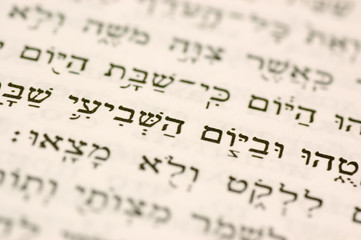 Hebrew Bible Text