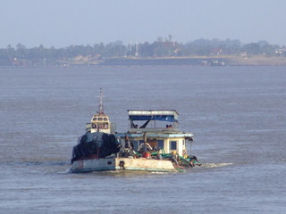 Transport fluvial, Phnom Penh