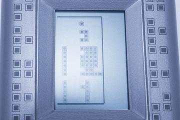 Closeup of Pocket Game