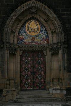 basillica of St Peter and Paul in prague