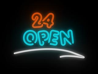 24 open