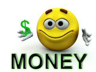 Happy Dollar Guy 14