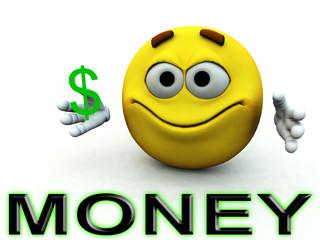 Happy Dollar Guy 16