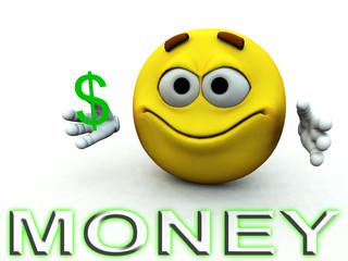 Happy Dollar Guy 17