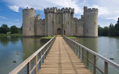 Bodiam Castle Sussex England