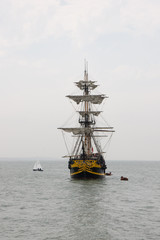 Very Tall Ship