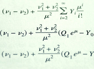Equations becoming clear