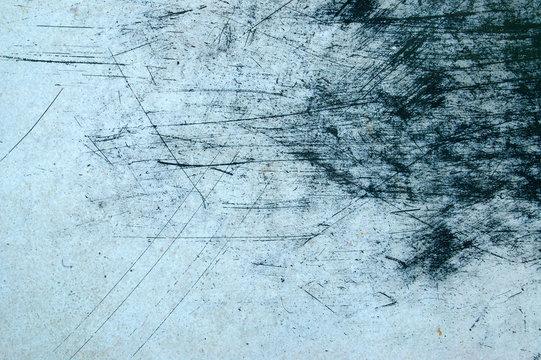 Hintergrund zerkratzte Oberfläche