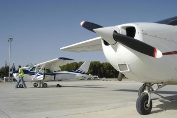 avionetas-098 Fototapete
