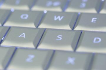 Touches de clavier