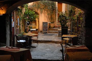 Restaurant in Bormes les Mimosas