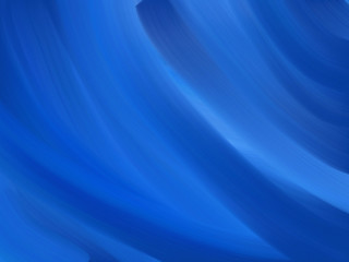 Oil Painted Canvas Background with blue