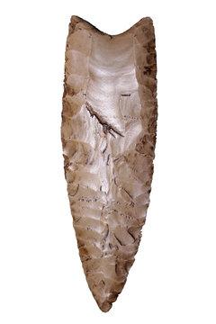 clovis arrow head